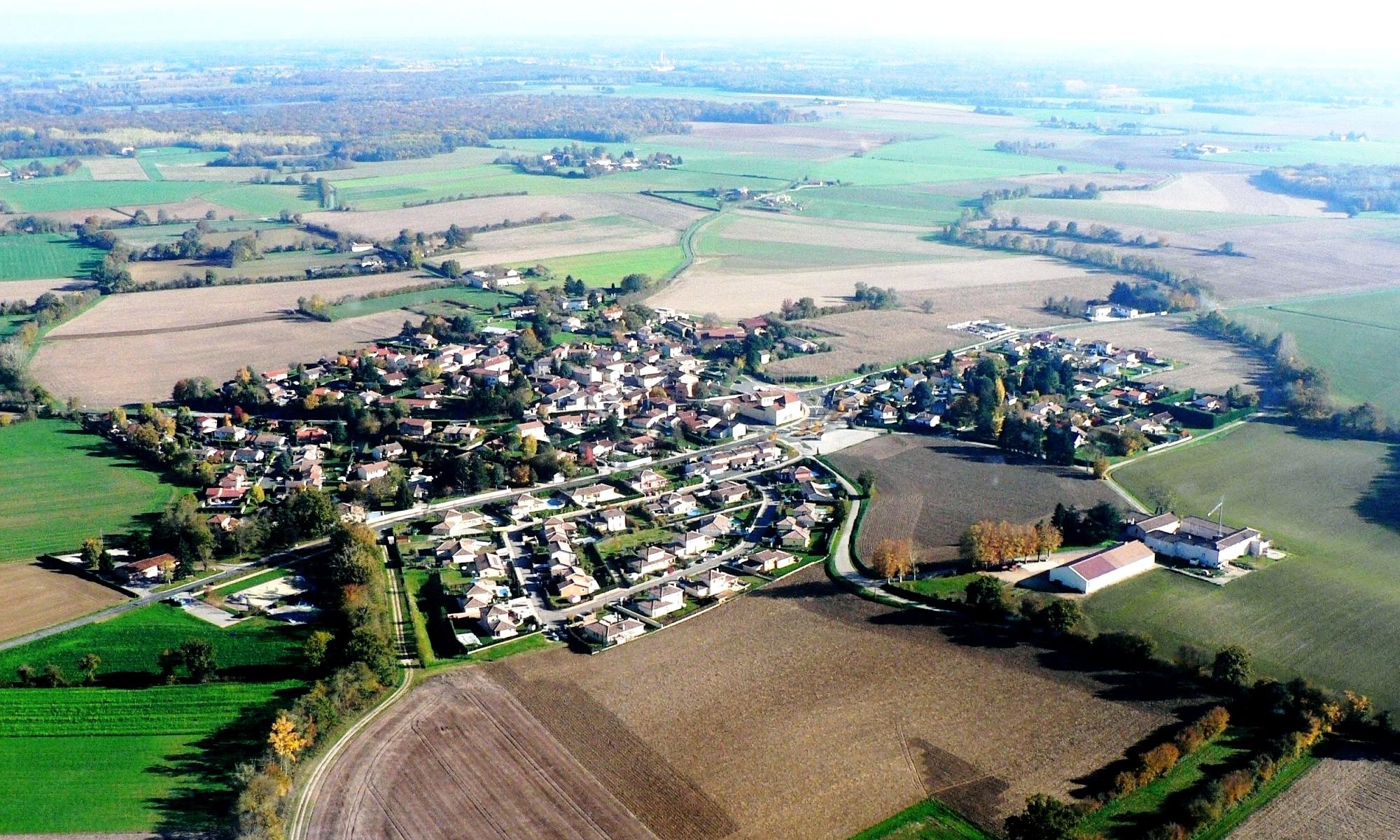 Saint Jean de Thurigneux - AIN
